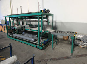 Raelma roll packing Warenschaumachine