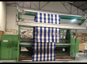 LAFER fringing machine