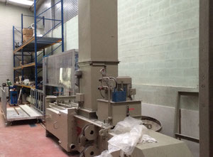 PAAL horizontal tunel press PAC