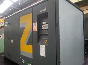 Compresor de tornillo lubricante ATLAS COPCO ZR425