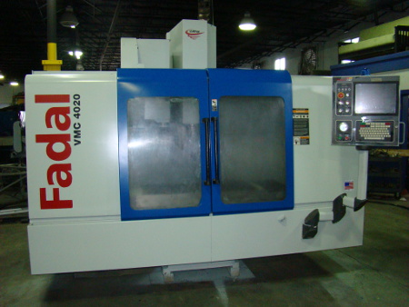 Fadal 4020 vmc manual