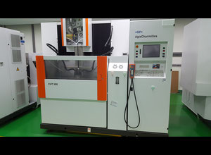 Agie Charmilles CUT 300 Wire cutting edm machine
