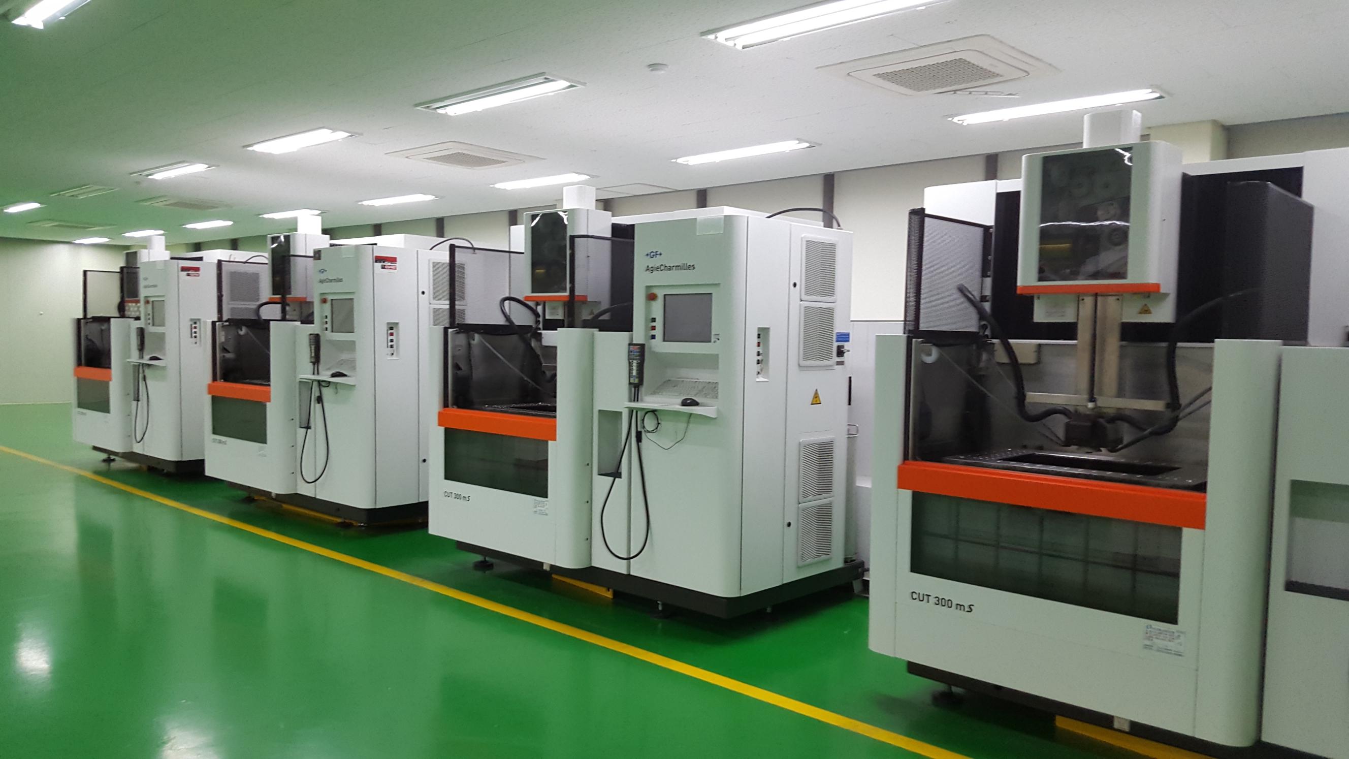 Agie Charmilles Cut 300ms Wire Cutting Edm Machine Exapro