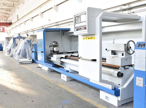 Torno revólver horizontal China CK61250
