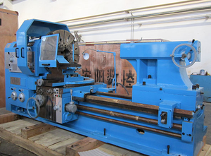 Torno revólver horizontal China C65160