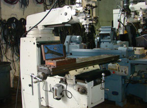 Vectrax GS20V vertical milling machine