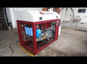 Impianto di taglio con getto ad acqua Waterjet Accu Stream AS-6050