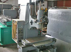 Moore 3 Jig boring machine
