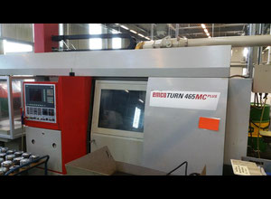 EMCO Turn 465MC Plus Swiss type lathe