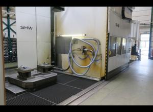SHW UFZ6 Portalfräsmaschine
