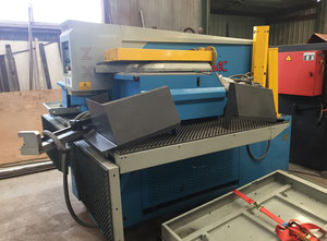 Euromac ZX 1250/30 Punching machine / nibbling machine with CNC