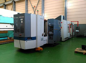 MORI SEIKI  Machining center - palletized