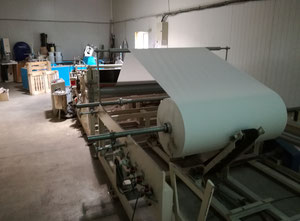 YD-C-1575 Toilet paper unwinding machine for JUMBO rolls