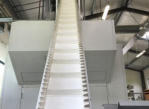 Ligne complete de production de pâtes ou pizza Lihotzky 220 - 250kg/h