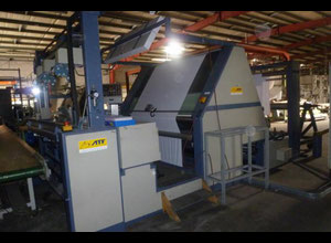 ATF 158 LM 003 Unrolling & inspection machine