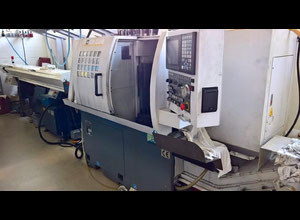 POLYGIM DIAMOND 32 Swiss type lathe