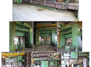 Waldrich Siegen PF-H-150 portal / gantry milling machine