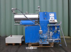 Used Profarb-Ichemad PS-100 Mill