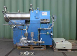 Used Profarb-Ichemad PS-100/EX Mill