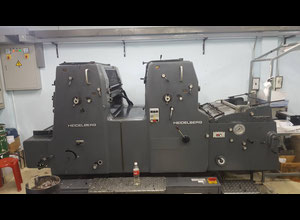 Heidelberg MOZP-E Offset two colours