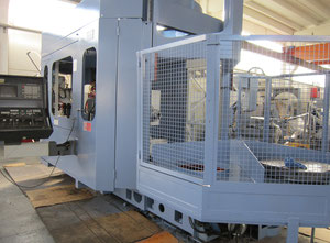 MCM connection Machining center - palletized