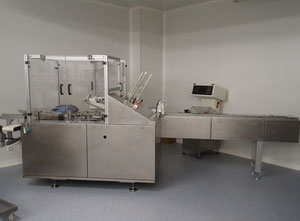 Brunner CMI-8 Cartoning machine / cartoner - Horizontal