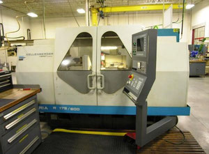 Kellenberger R175/600 Kel-Varia Cylindrical centreless grinding machine