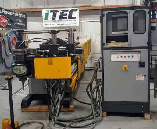 Curvadora de tubo macri italia profast 65cn3 maquinas de for Curvadora de tubos segunda mano