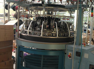 Mecmor Variatex 4000 TJB Circular knitting machine