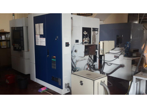 Mori Seiki NH 4000 Machining center - horizontal
