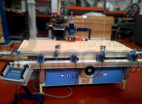 Fresadora de madera woodpecker fc4 maquinas de segunda - Fresadora de madera ...