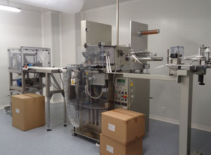 Merz MP-2 Miscellaneous packaging machine