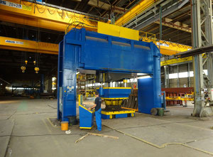 Prasa Boldrini 1250 ton