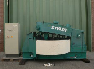 Zyklos ZB 1500/1000 Powder blender