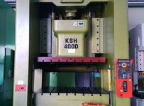 Kukil KSH400D metal press