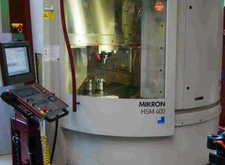 Mikron HSM 400 P70925112