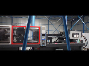 Battenfeld 5000/2500 Unilog 9000 B Injection moulding machine