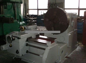 WMW DP 630/800 Facing lathe