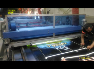 Tekind İtaly Gamma Multi Color Siebdruckmaschine