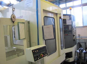 Kitamura MYCENTER - H 400 Machining center - horizontal