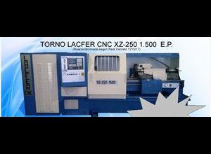 Lacfer CNC 250 XZ lathe