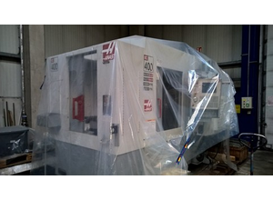 Haas EC400-4AX Machining center - horizontal
