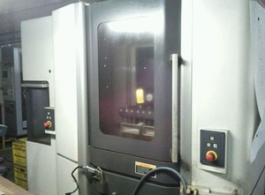 Mori Seiki NHX4000 Machining center - palletized