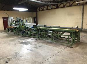 Omso DM45 Siebdruckmaschine