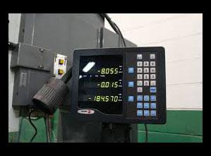 Joemars JM500 Senkerodiermaschine
