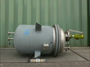 GTI-FIB - Autoclave / Drying stove