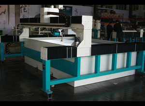 Wycinarka waterjet SHANDONG WAMIT CNC TECHNOLOGY CO.LTD WMT3040-AL