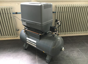 Atlas Copco LFX 2.0 - 10TM 90 CE Piston compressor