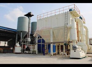Guilin HCH ultra-fine grinding mill