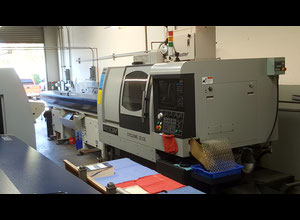 Ganesh Cyclone 32 CS Swiss type lathe